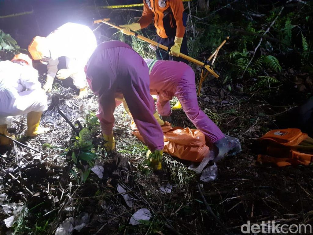 Hilang Sebulan Bawa Uang-Emas, Nenek Sewa Ditemukan Tewas di Hutan Kaltim