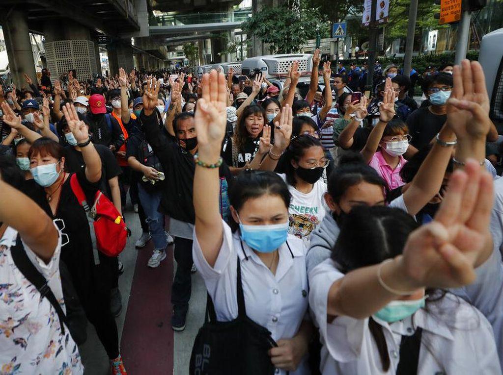 Thailand Memanas, KBRI Bangkok Keluarkan Imbauan