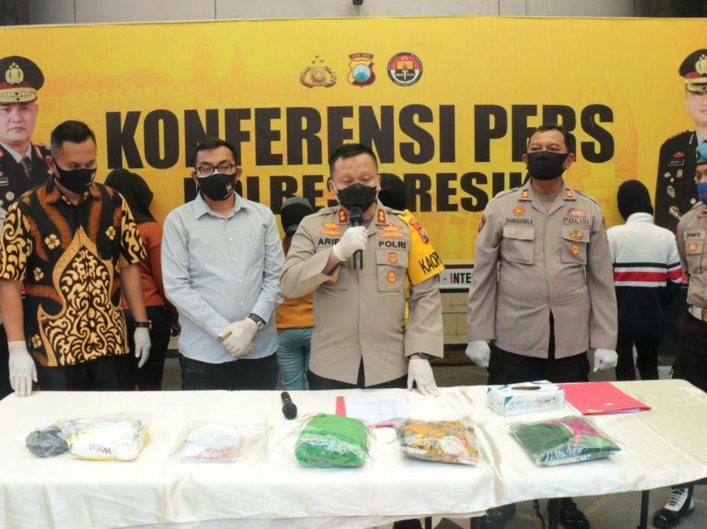 6 PSK yang Diangkut dari Warkop di Gresik Asal Cirebon, Berapa Tarifnya?