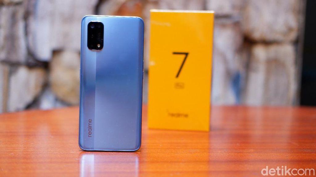 Ini Realme 7 Pro, Ponsel Rp 5 Juta Masih Kasih Charger 65W