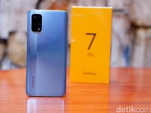 Hands-On Realme 7 Pro, Ponsel Rp 5 Juta Berfitur Lengkap