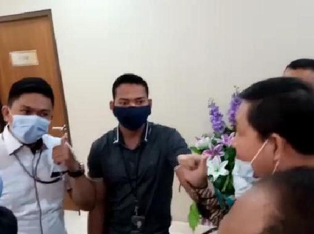 Gatot Nurmantyo cs Tak Bisa Masuk Bareskrim, Sempat Adu Mulut dengan Polisi