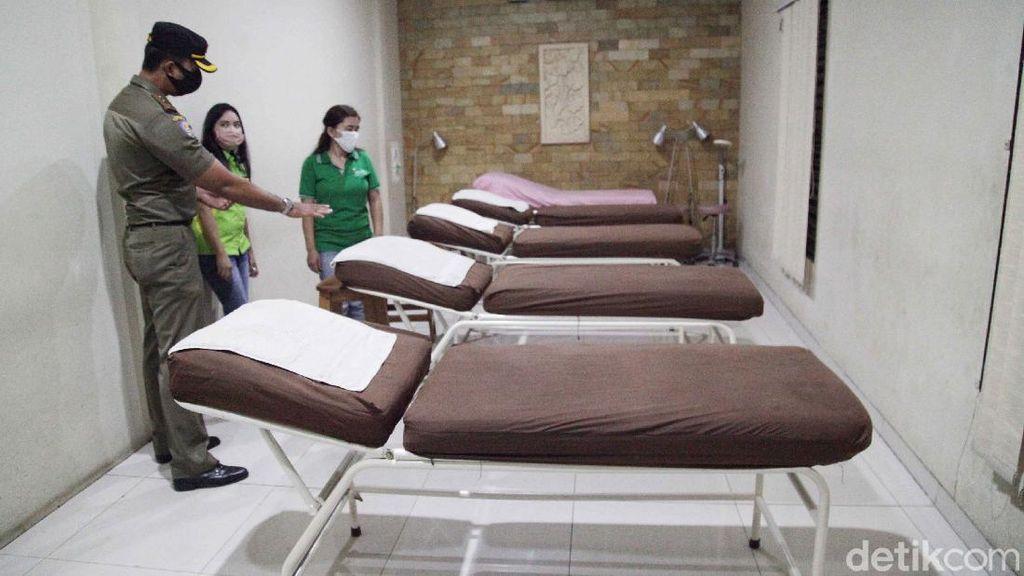 Satpol PP Sidak Penerapan Protokol Kesehatan di Tempat Usaha