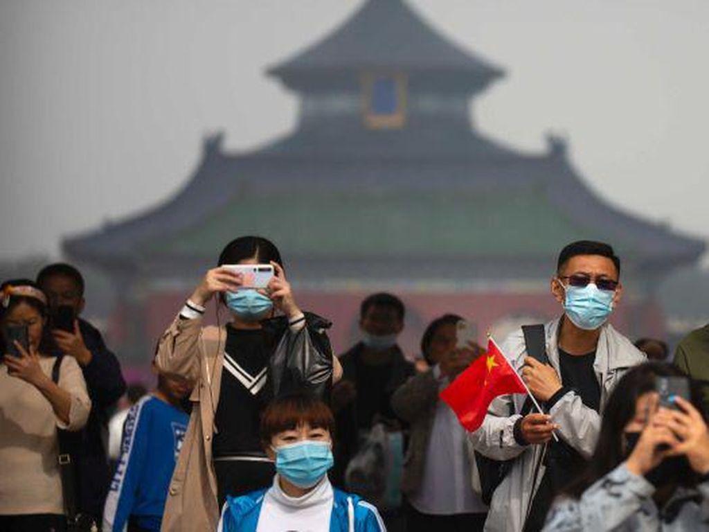 Setelah Jadi Pusat Penyebaran Virus Corona, Wuhan Kebanjiran 18 Juta Turis