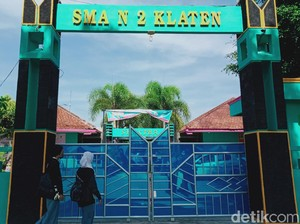 SMA N 2 Klaten Ditunjuk Jalani Simulasi Sekolah Tatap Muka di Jateng