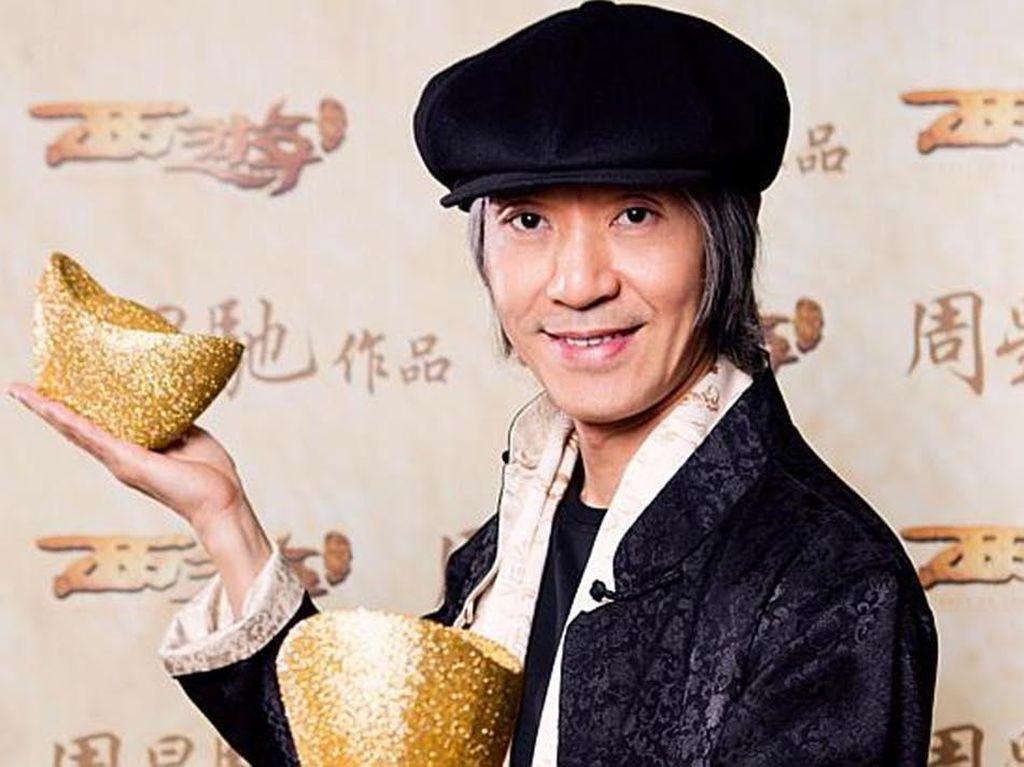 Stephen Chow Tidak Perlu Membayar Utang Rp 127 M ke Mantan Pacar