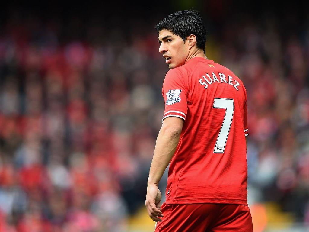 Tentang Tawaran Menggelikan Arsenal untuk Rekrut Luis Suarez