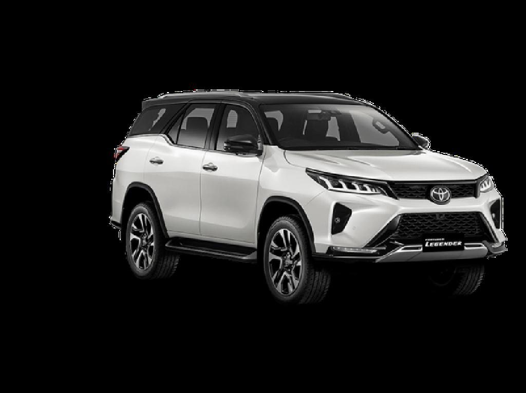 Kenapa Tidak Bawa Fortuner Legender ke Indonesia, Toyota?
