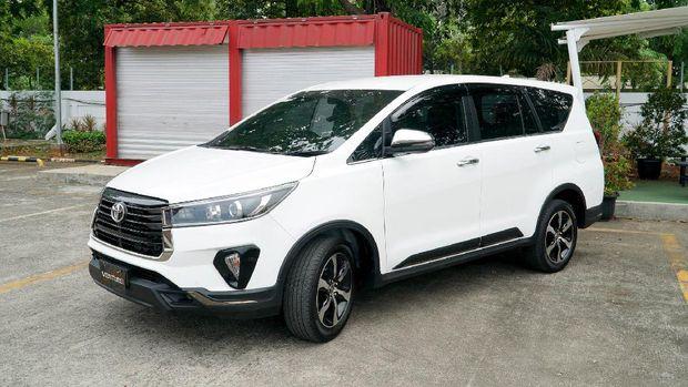 Toyota Kijang Innova facelift 2020