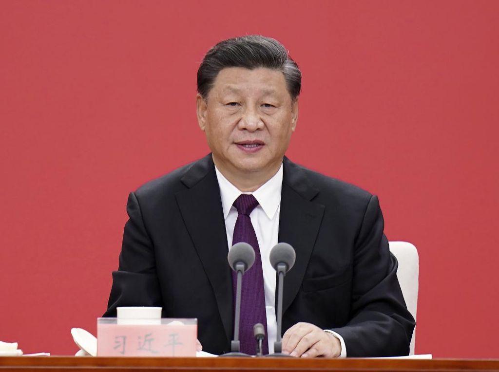 Xi Jinping Bicara Kunci Ekonomi China Tahan Banting saat Pandemi