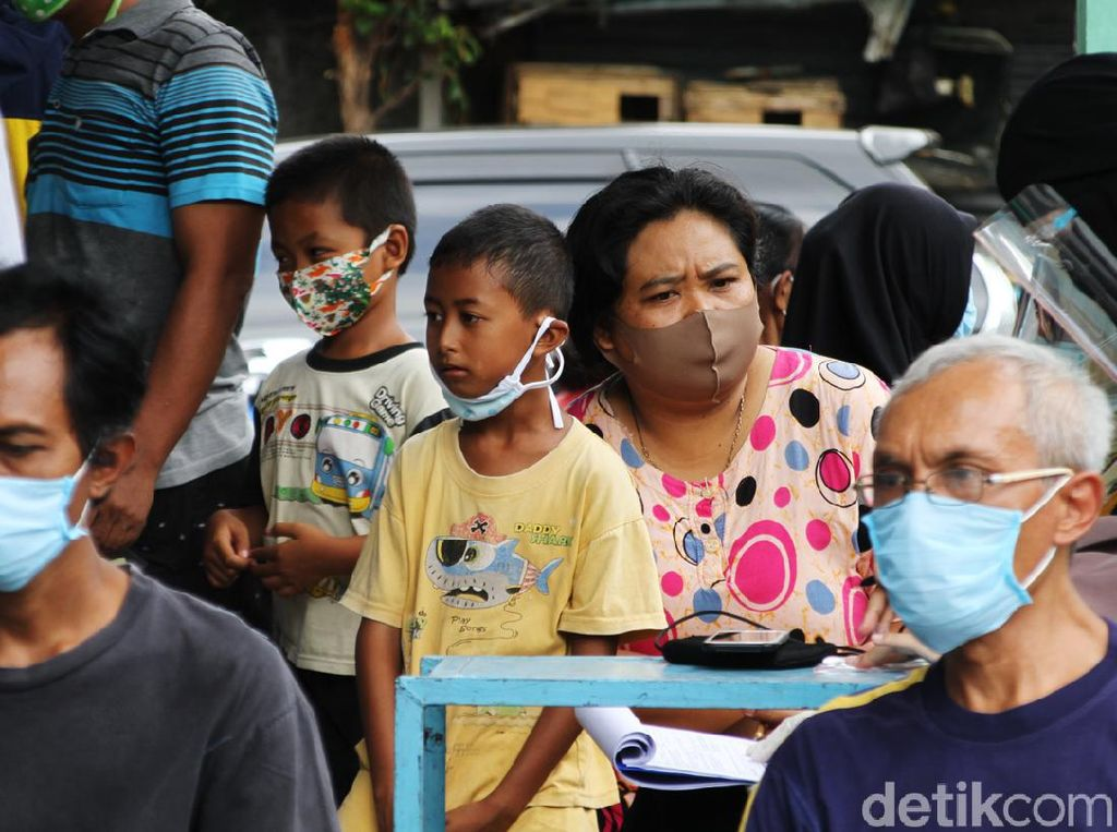 Naik Hampir Dua Kali Lipat, Ini Daftar 50 Zona Merah COVID-19 di Indonesia