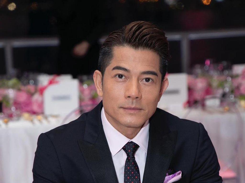 Hati-hati, Aaron Kwok Palsu Lecehkan Penggemar