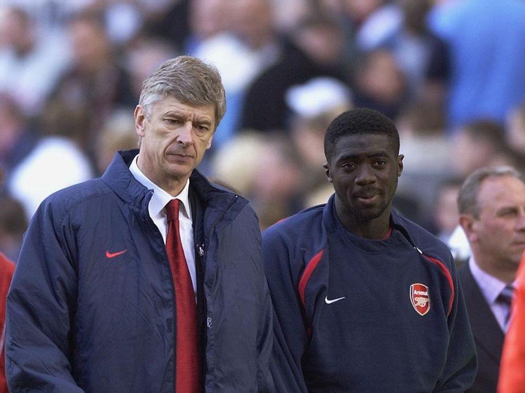 Nostalgia Wenger Kena Tekel Kolo Toure yang Lagi Trial