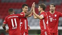 Video Choupo-Moting Brace Gol, Bayern Munich Hajar FC Duren 3-0