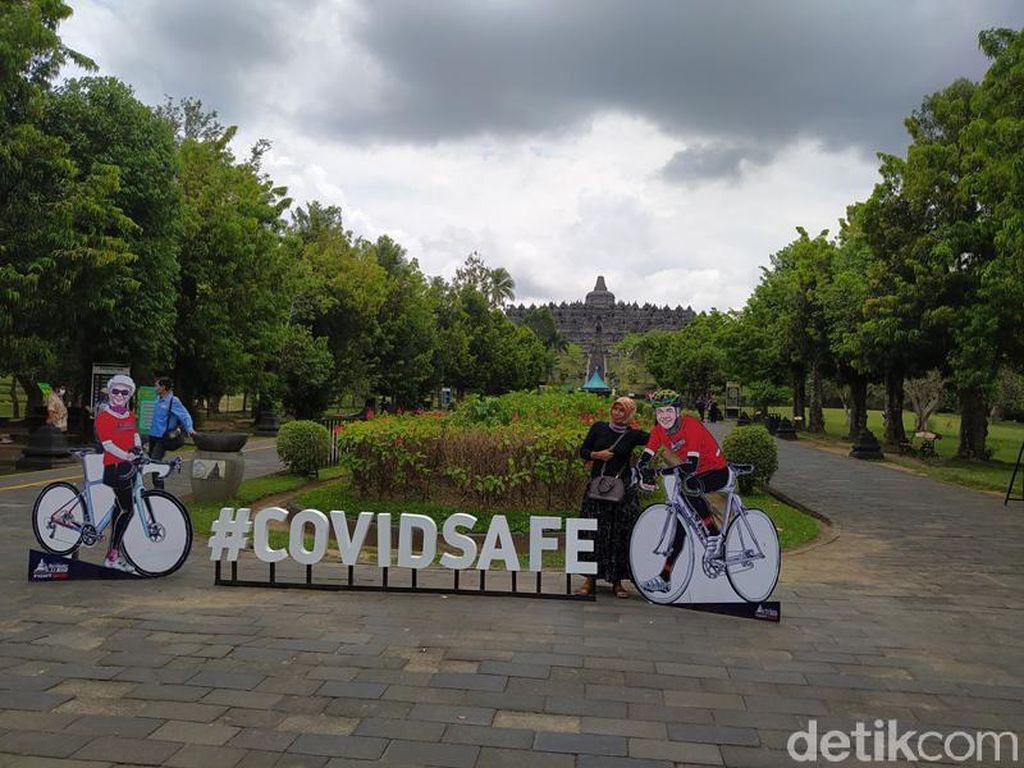 Tambah Kuota, Candi Borobudur Bisa Tampung 3.500 Turis Per Hari