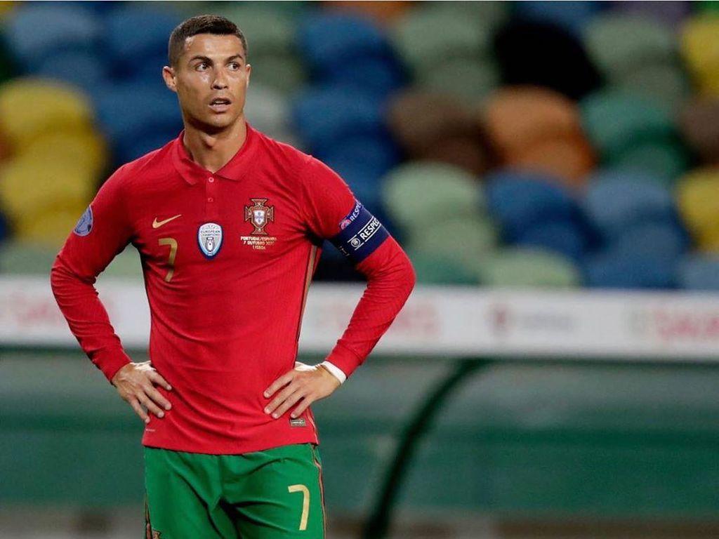 Ibrahimovic Lebih Cepat Sembuh dari Ronaldo, Ini Riwayat COVID-19 Keduanya