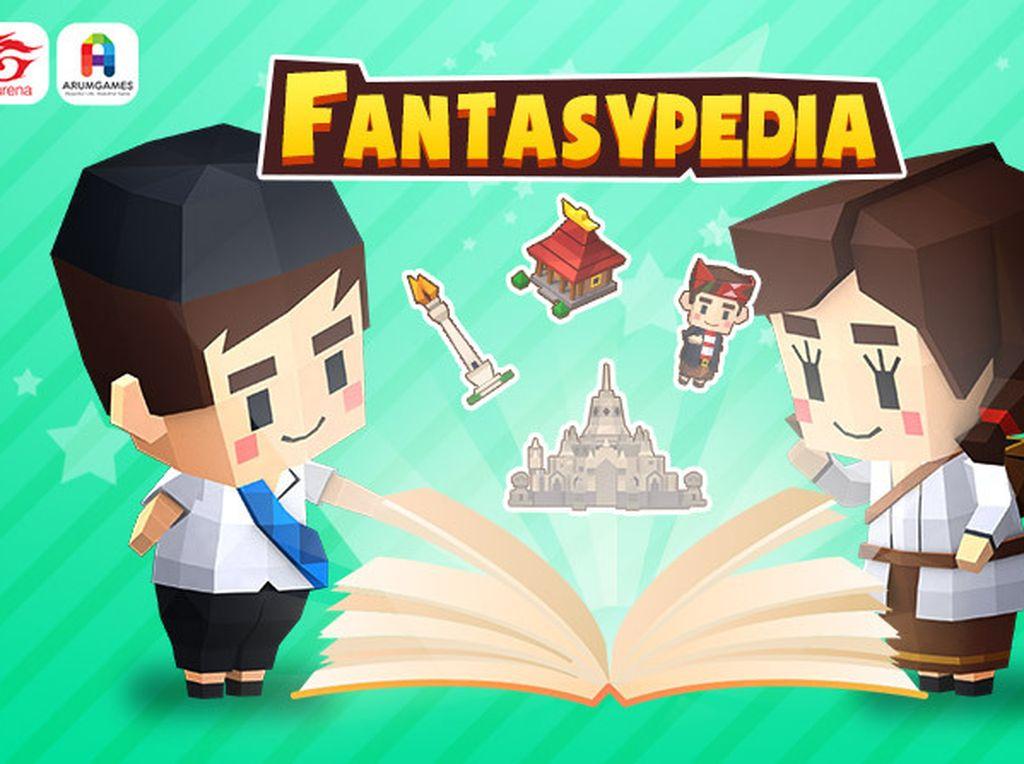 Lebih Seru Mengenal Budaya dan Sejarah Indonesia Lewat Fantasypedia