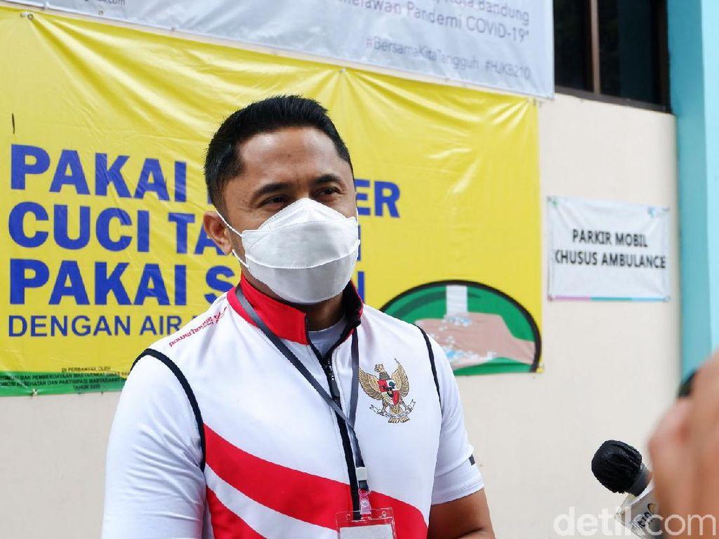 KPK Telusuri Peran Hengky Kurniawan Rencanakan Bansos COVID Bareng Aa Umbara
