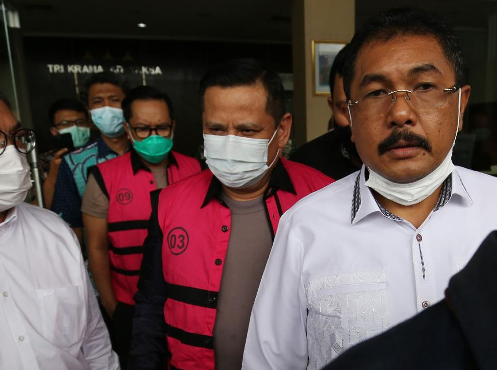 Sidang Perdana 2 Jenderal di Kasus Suap dari Djoko Tjandra Digelar 2 November