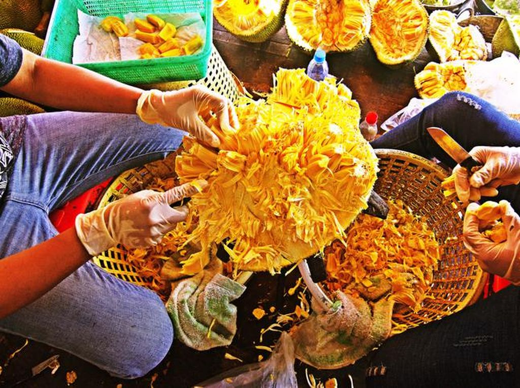 Laku Keras! Produk Daging Babi Vegan dari Nangka Buatan Thailand