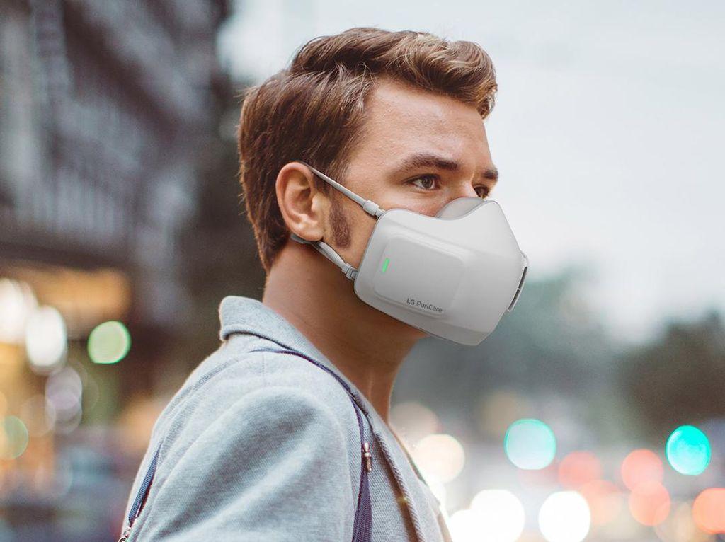 Masker Pembersih Udara Buatan LG Segera Tersedia di Indonesia