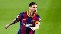 Video Misi Lionel Messi Akhiri Kemandulan di El Clasico