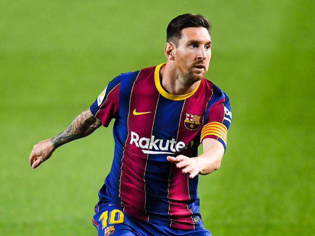 Banyak yang Anggap Messi Lebih Penting dari Barcelona