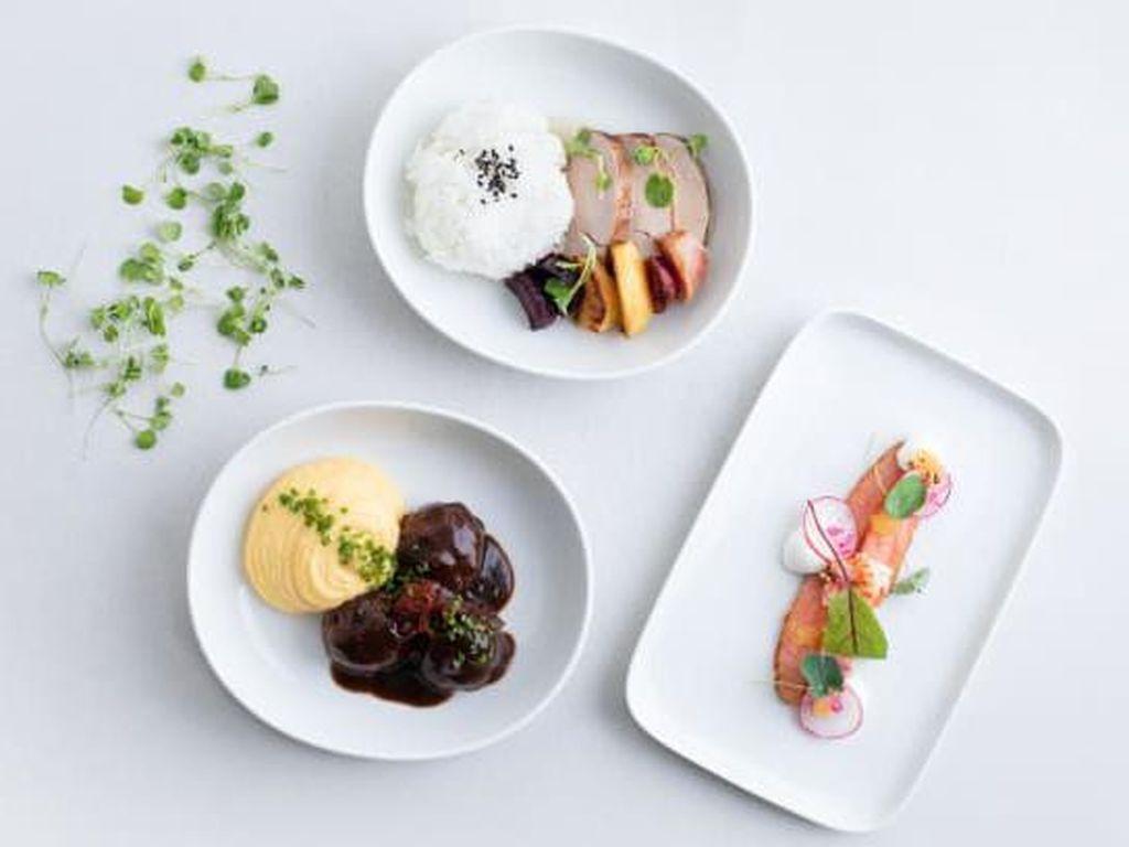 Potret Makanan Pesawat yang Dijual Finnair