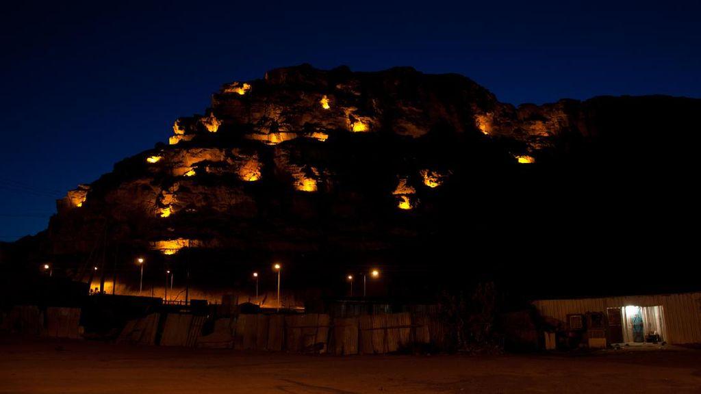 Foto: Al Ula, Calon Museum Hidup Tebesar Dunia