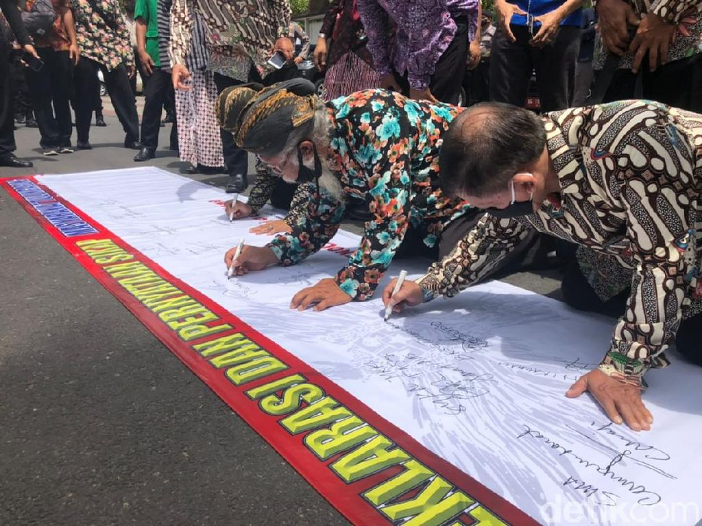 Polisi Dekati Guru, Cegah Demo Omnibus Law yang Libatkan Pelajar