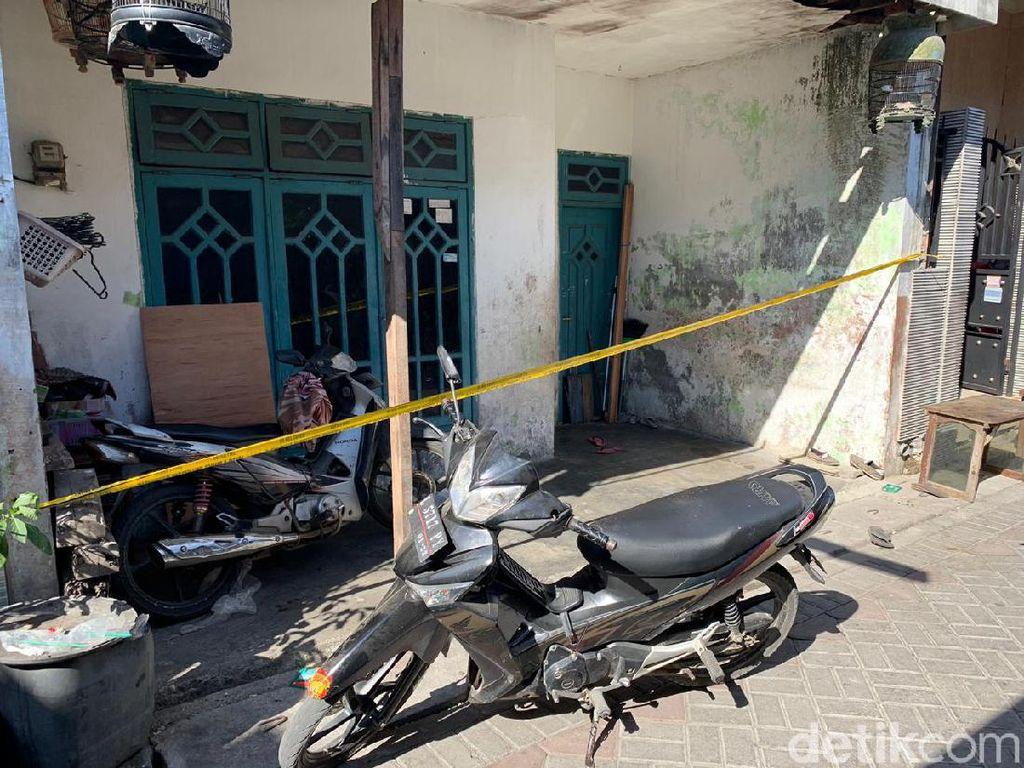 Tukang Parkir Pembacok Tetangga hingga Tewas di Surabaya Dibekuk