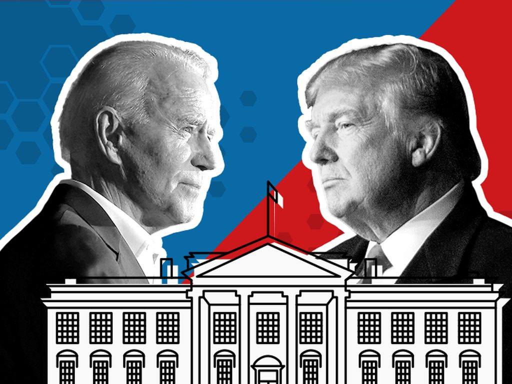 5 Hal yang Perlu Diketahui Soal Debat Capres AS Terakhir