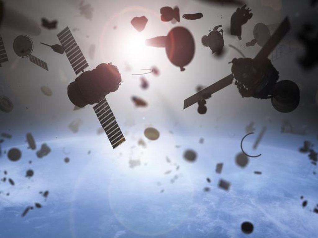 Starship SpaceX Bakal Bantu Bersih-bersih Sampah Luar Angkasa