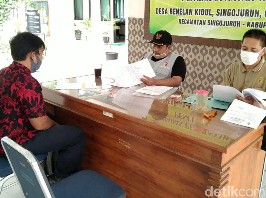 Kurang Peminat, 2 Kecamatan di Banyuwangi Belum Penuhi Kuota PTPS Pilbup 2020