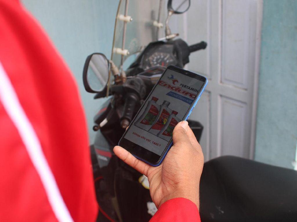 Aplikasi Enduro Home Service Fasilitasi Siswa SMK Buka Bengkel Online
