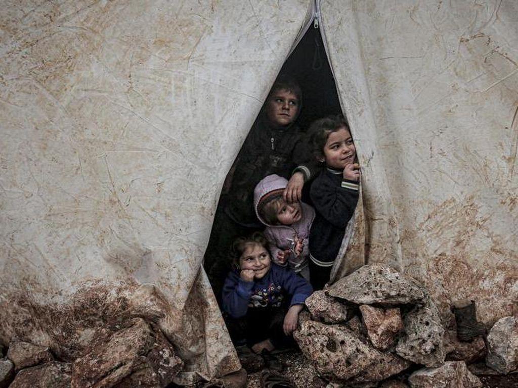 Putin dan Assad Dituduh Lakukan Kejahatan Perang di Suriah