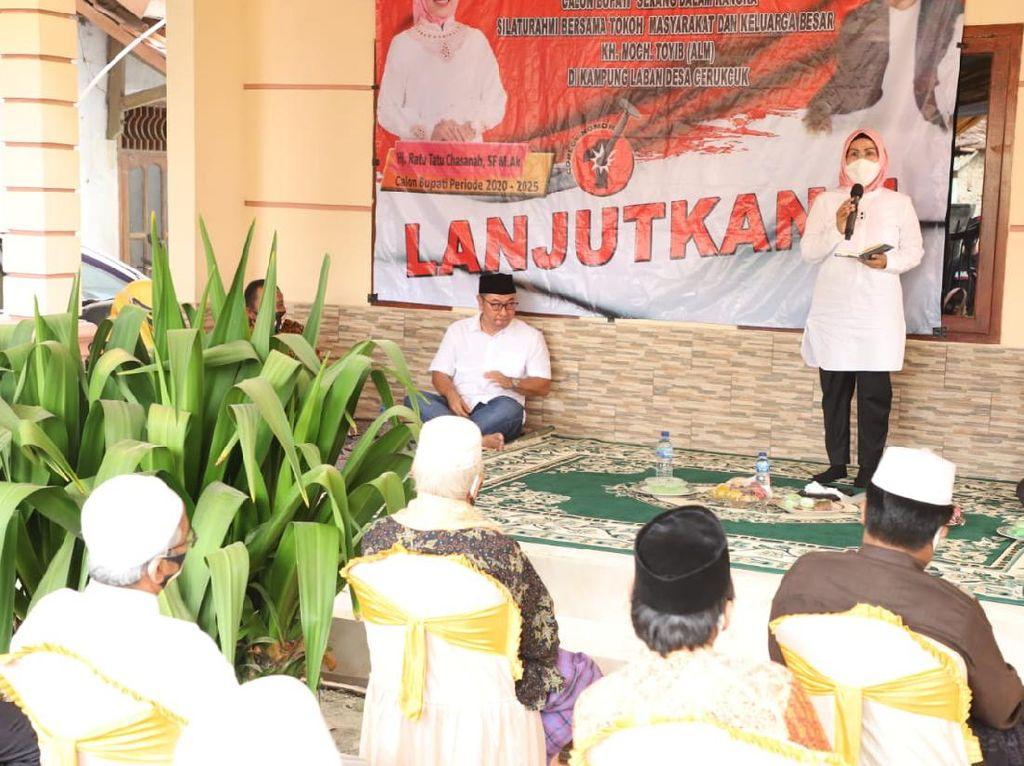 Tatu-Pandji Kampanyekan Pengembangan Wisata di Tanara & Pamarayan
