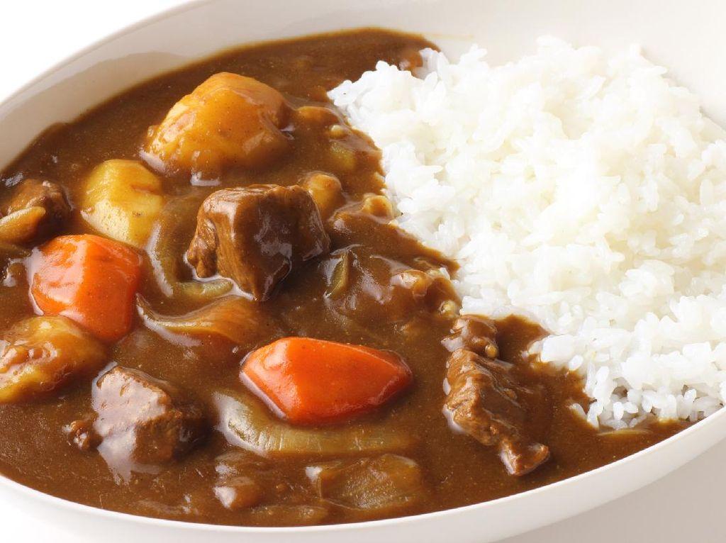 Resep Curry Rice ala Restoran Jepang