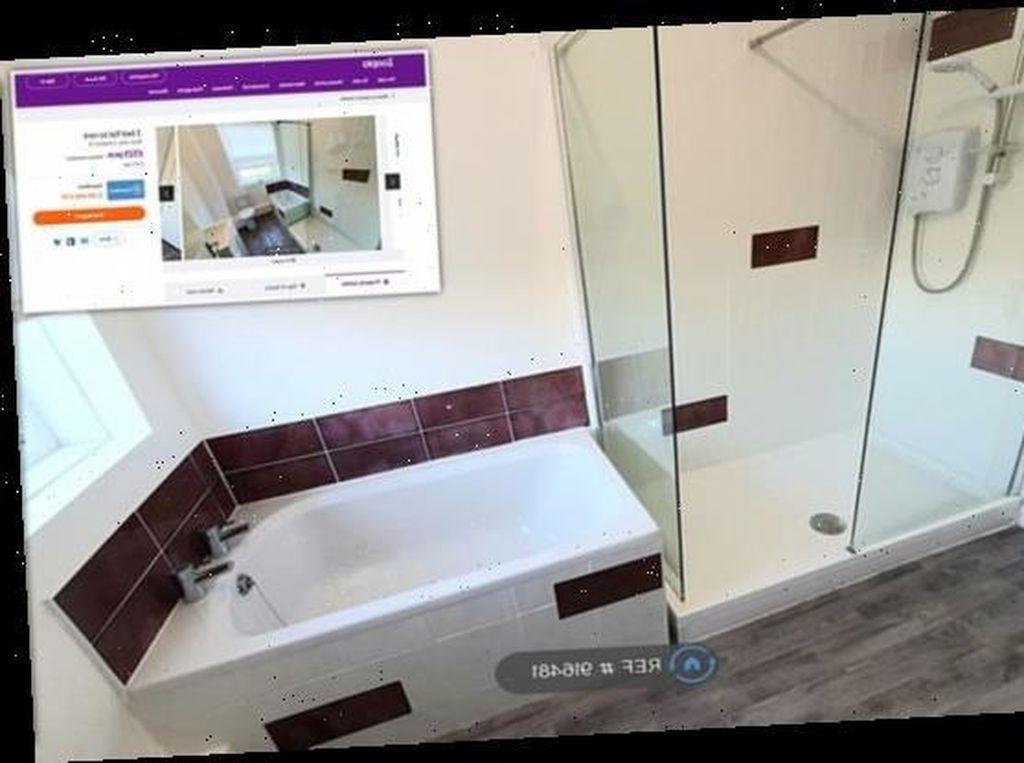 Penampakan Apartemen Dengan Bathtub Cuma Setengah, Bikin Netizen Bingung