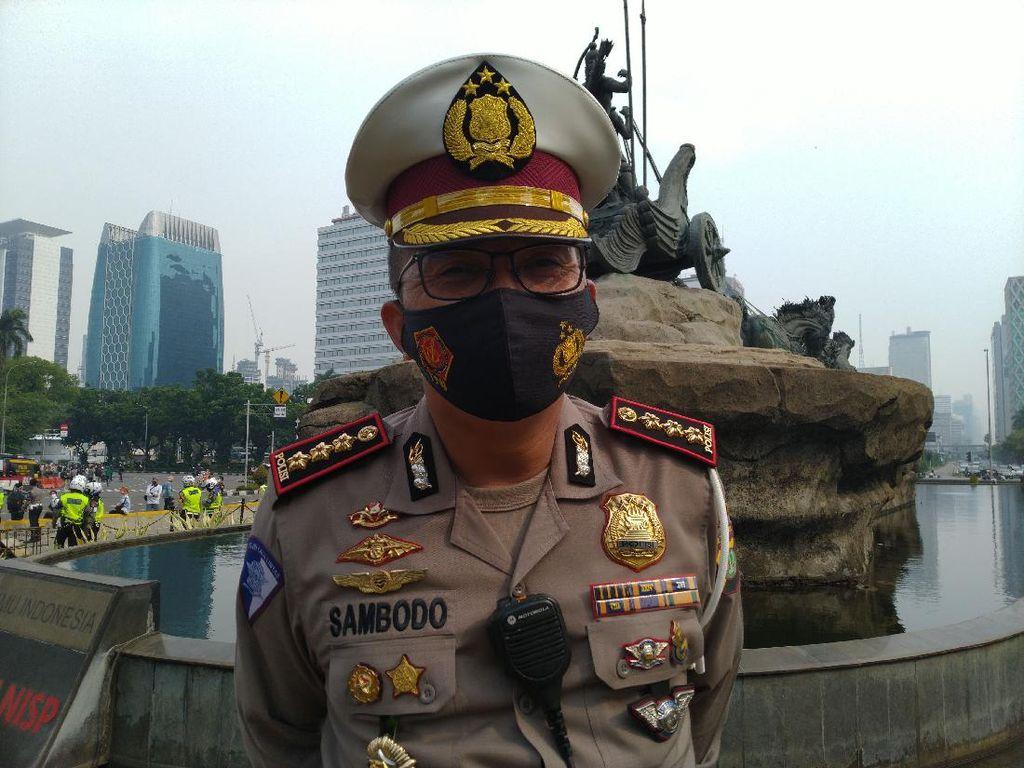Polisi Imbau Mahasiswa di Luar Jakarta Tidak Ikut Demo ke Istana