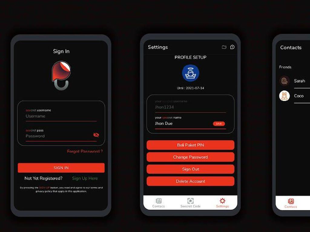 Ferdy Element Bikin Aplikasi Pesan, Diklaim Lebih Hebat dari Telegram