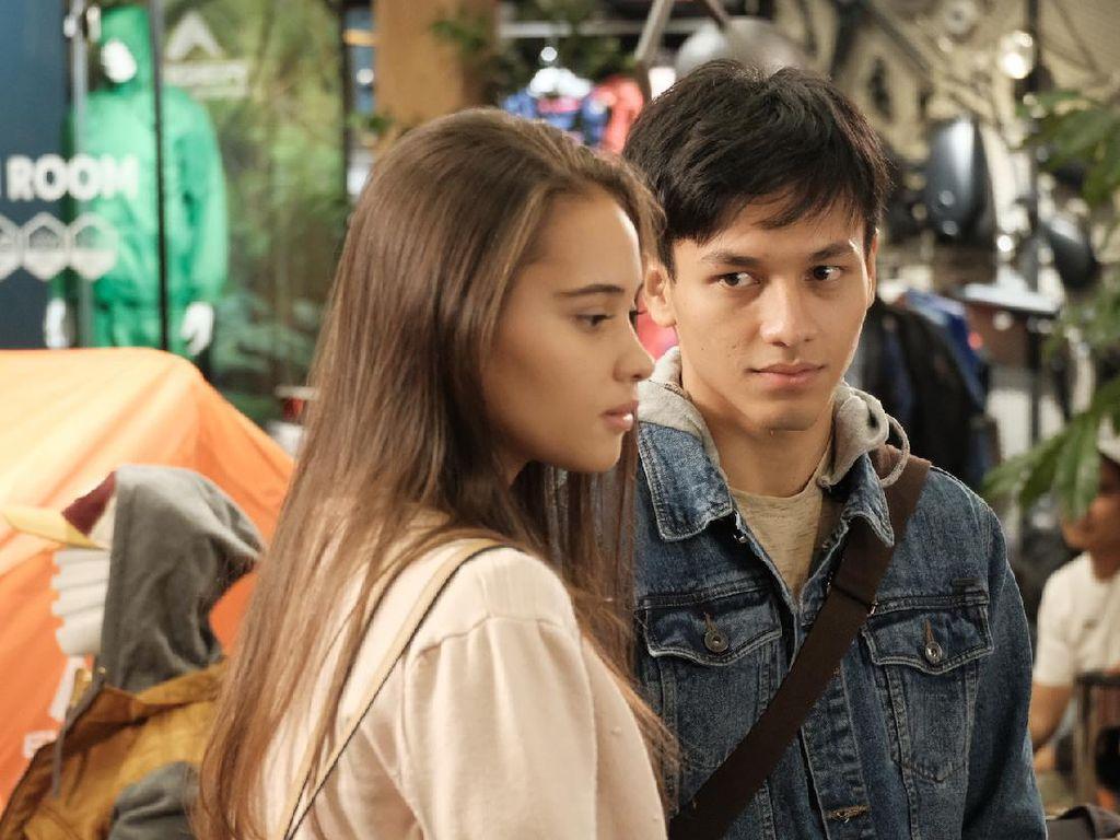 Jefri Nichol Lawan Rasa Sakit Main di Film Seperti Hujan yang Jatuh ke Bumi