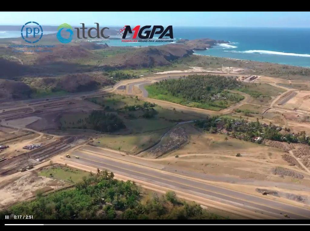 MotoGP Indonesia Berstatus Reserve, Penyelenggara Klaim Bisa Atur Waktu Balapan di Mandalika