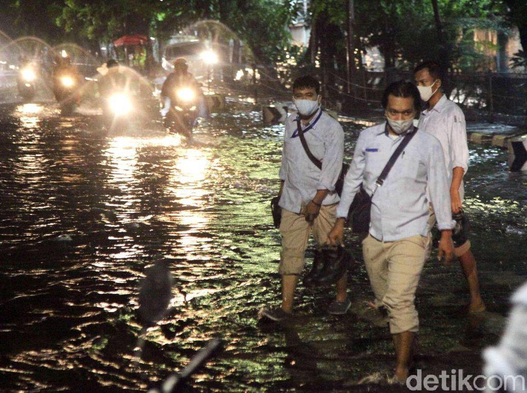 Pemprov DKI Klaim Titik Banjir di Jakarta Berkurang Setiap Tahun