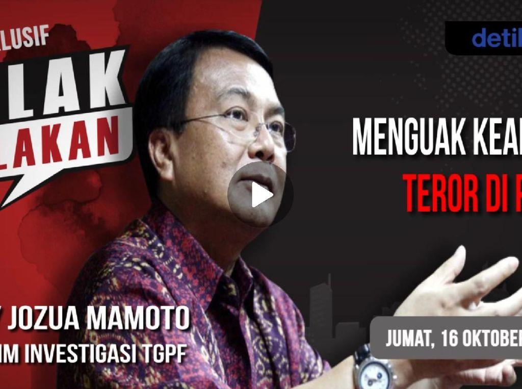Blak-blakan Keanehan Teror di Papua