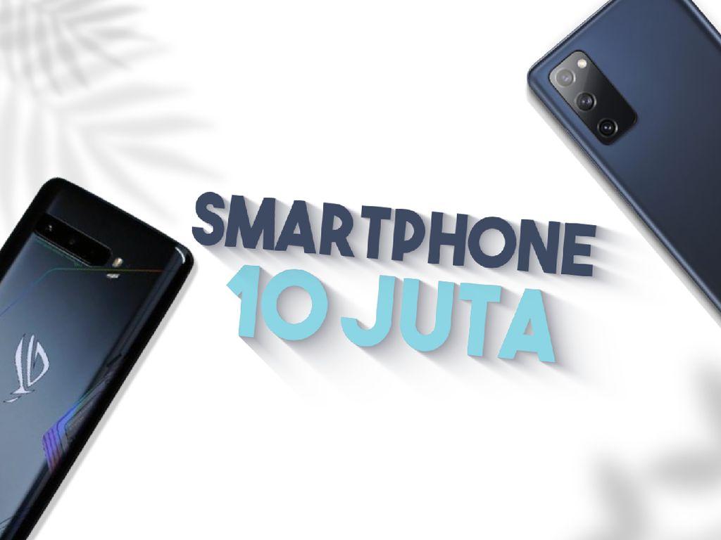 HP Couple Rp 10 Jutaan, ROG Phone 3 dan Galaxy S20 FE