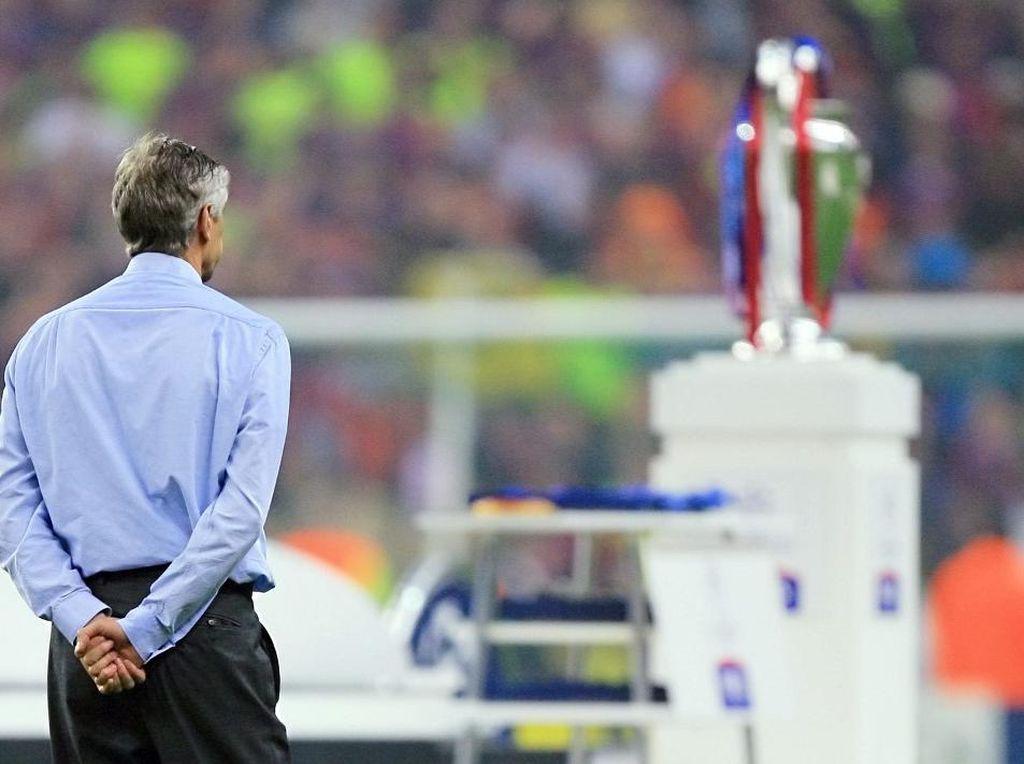Wenger Mau Tukar Status Invincible dengan Trofi Liga Champions?