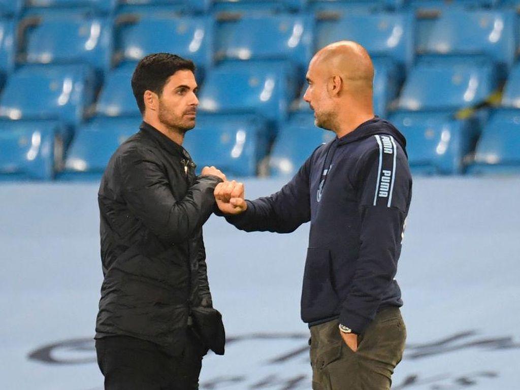 Arteta: Paham Taktik Guardiola Saja Tak Cukup untuk Kalahkan City