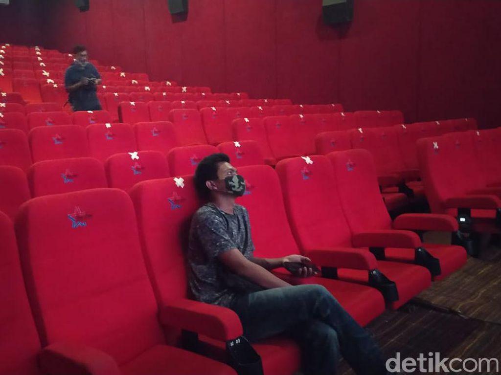 Pekan Depan, Bioskop di Semarang Rencananya Mulai Dibuka