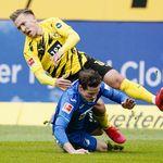 Dortmund Atasi Hoffenheim 1-0